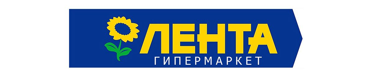 Логотип Гипермаркет лента
