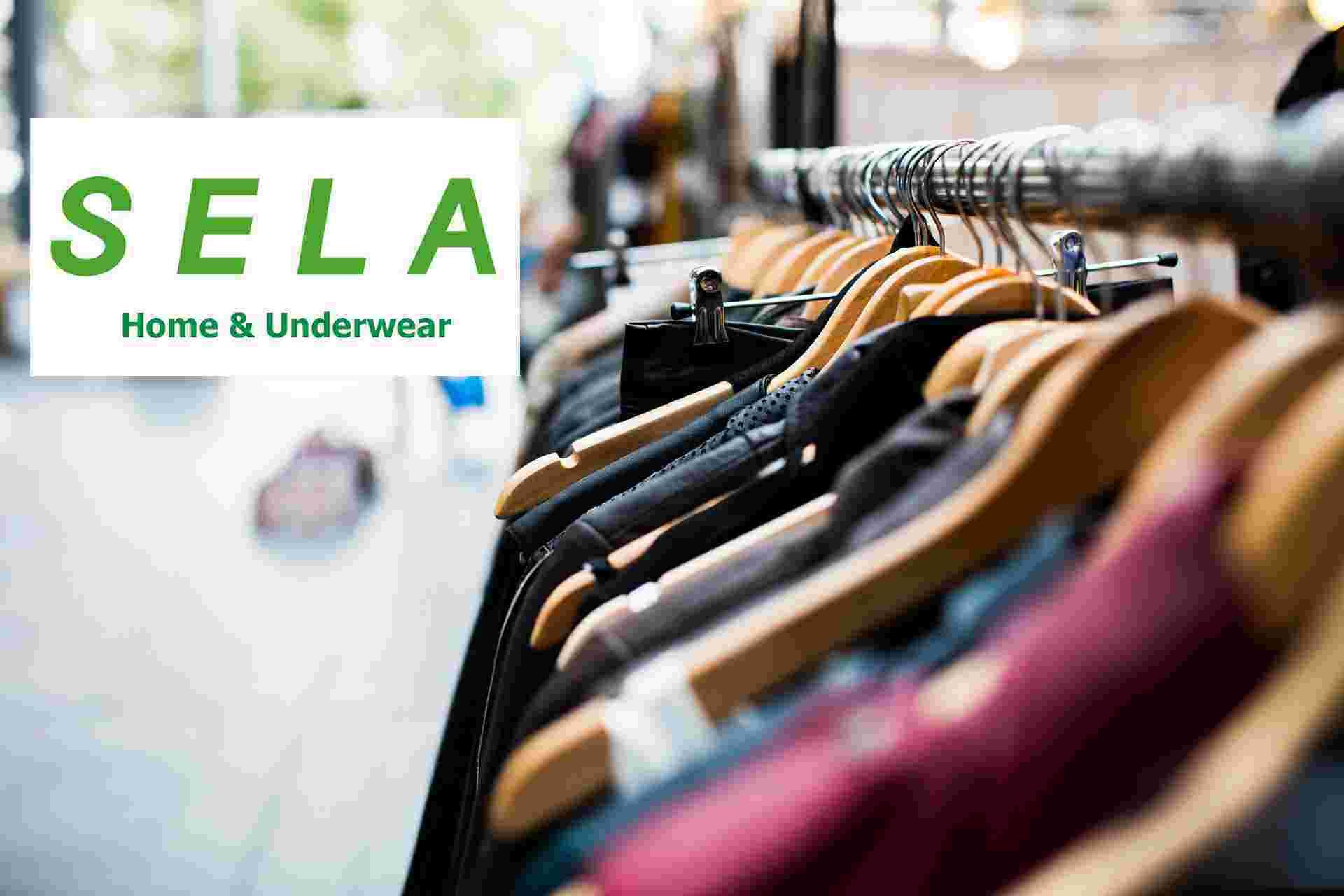 Магазины Sela Underwear
