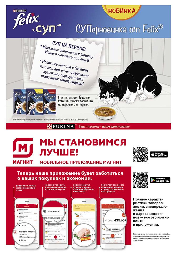Каталог магазин Магнит 27-02 апреля 2019 стр. - 0021
