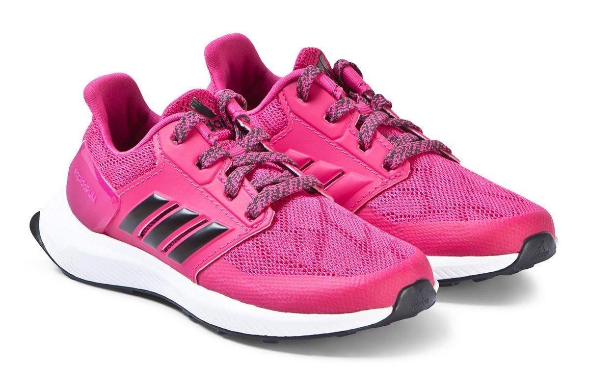 adidas Pink RapidaRun Trainers