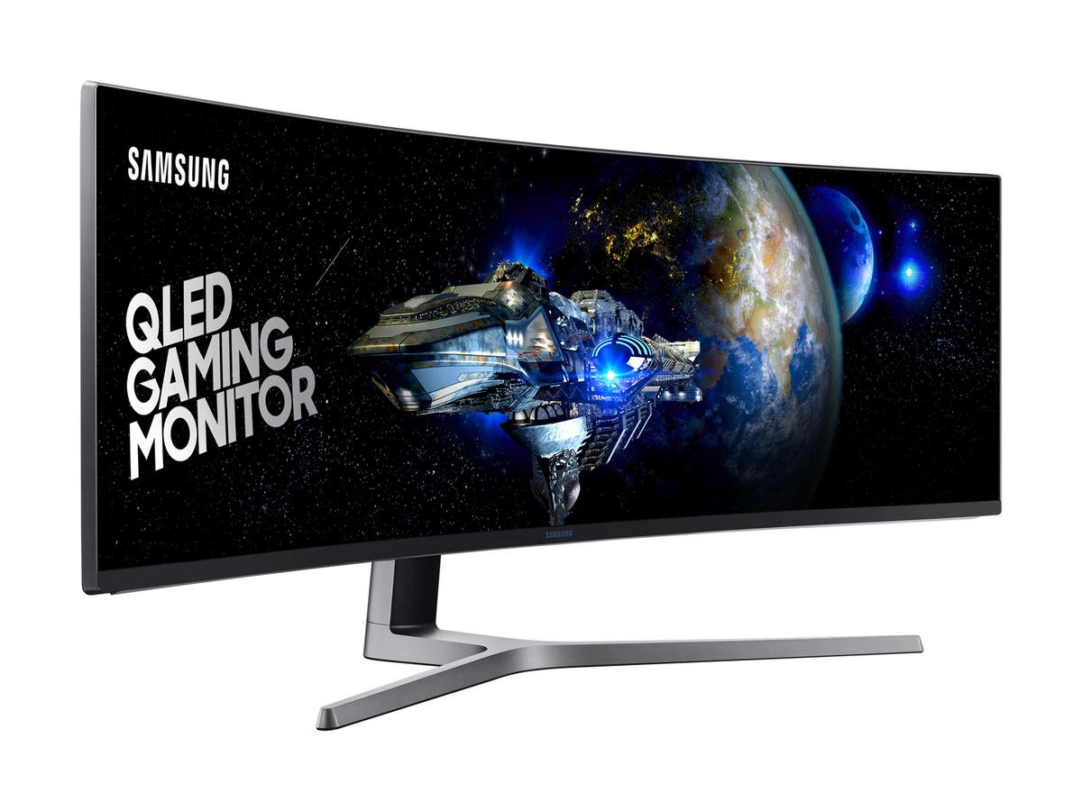 Samsung CHG90 QLED Gaming Monitor 49″