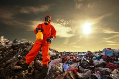 Полигон бытовых отходов 2
