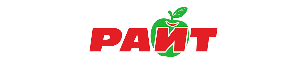 Логотип Гипермаркет райт