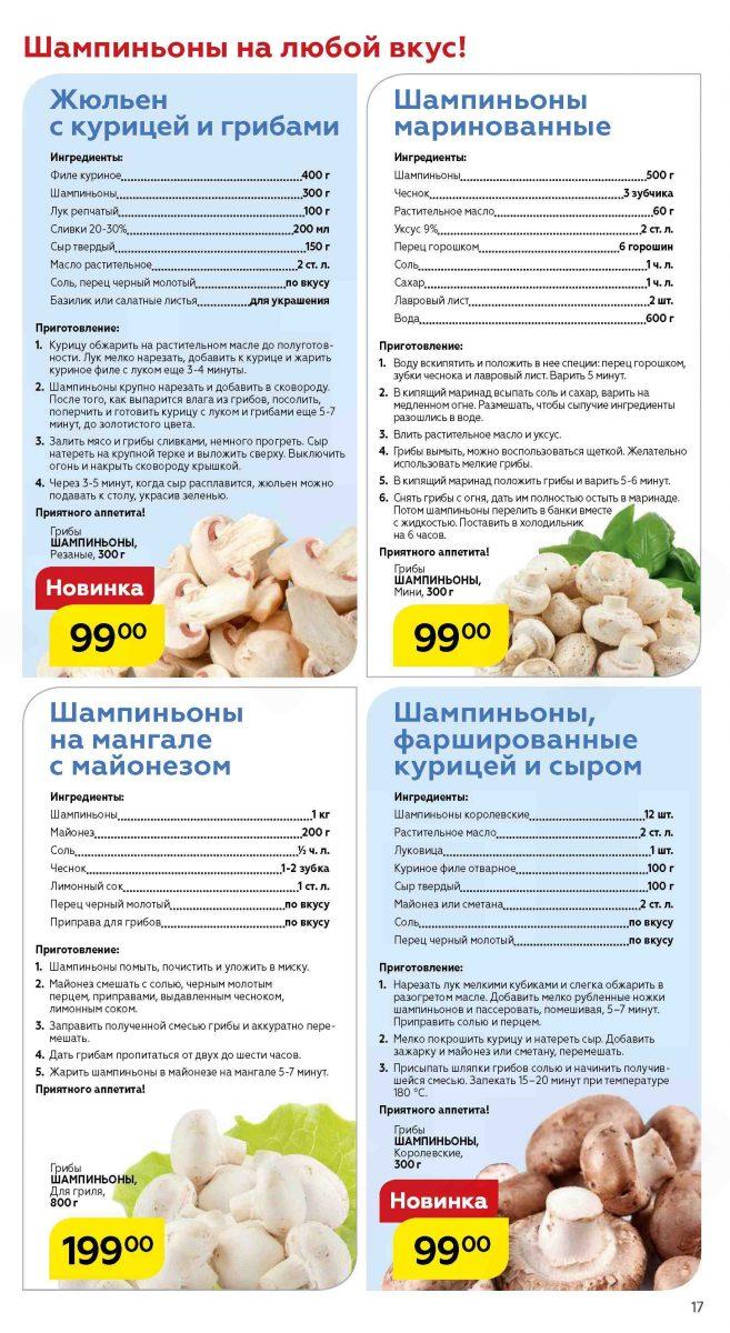 Сезонный каталог магазинов МАГНИТ 01-28.08.2019 стр. - 0017