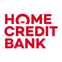 Логотип Хоум кредит банк 260х260