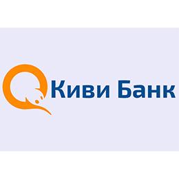 Логотип Киви банк 260х260