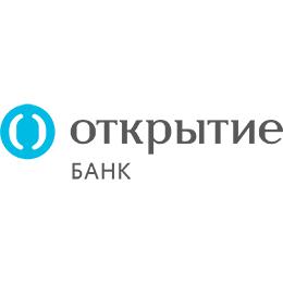 Логотип Открытие банк 260х260