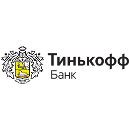 Логотип Тинькофф банк 260х260
